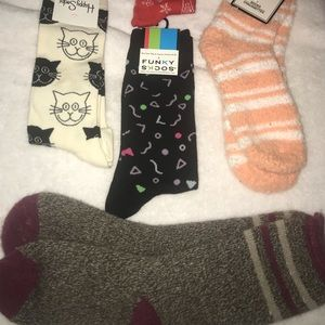 Novelty Socks and Plush House Socks